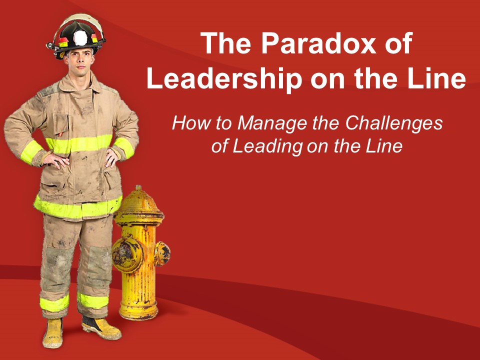 Paradox of Leadership on the Line.jpg