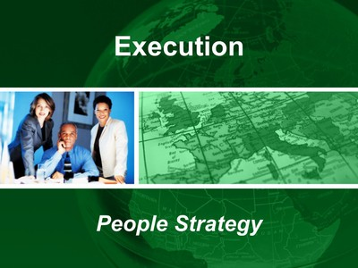 Execution-People Strategy